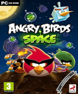 Angry Birds Space Cover, Poster