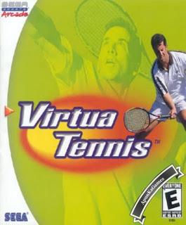 virtua tennis 1 / cover new