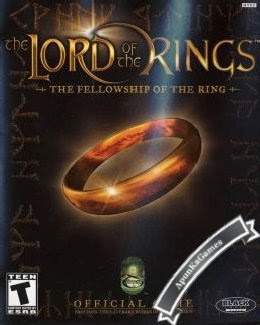 The Lord of the Rings: The Fellowship of the Ring / cover new