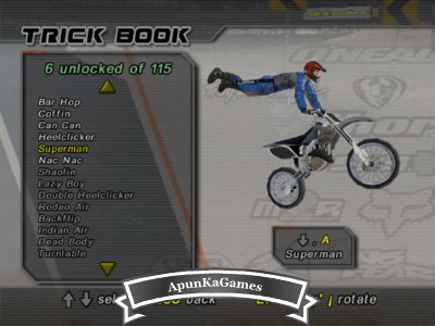 MTX Mototrax Screenshot photos 3