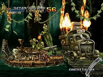 Metal Slug 3 Screenshot photos 1