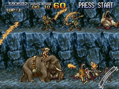 Metal Slug 3 Screenshot photos 2
