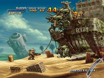 Metal Slug 3 Screenshot photos 3