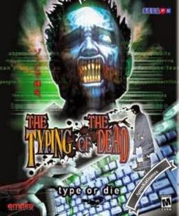 The Typing Of The Dead 1 / cover new