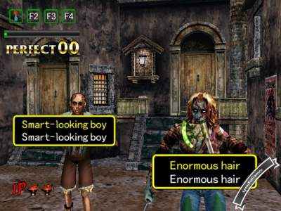 The Typing Of The Dead 1 Screenshot photos 1