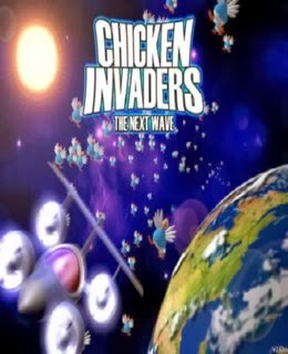 Chicken Invaders 2 / cover new