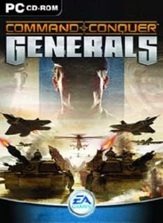 Command and Conquer Generals / cover new