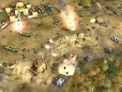 Command and Conquer Generals Screenshot photos 1