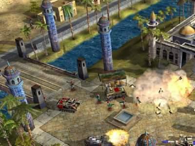 Command and Conquer Generals Screenshot photos 2