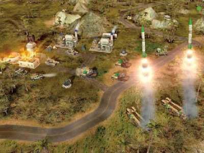 Command and Conquer Generals Screenshot photos 3