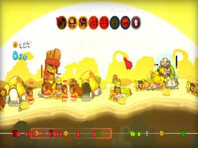 Swords and Soldiers Screenshot photos 2