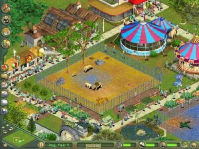 Zoo Tycoon 1 Screenshot photos 1
