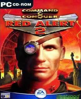 Command & Conquer: Red Alert 2 cover new
