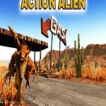 Action Alien, The Alien Wasteland
