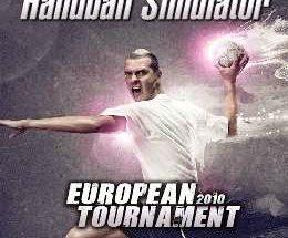 Handball Simulator: European Tournament 2010