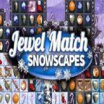 Jewel Match: Snowscapes