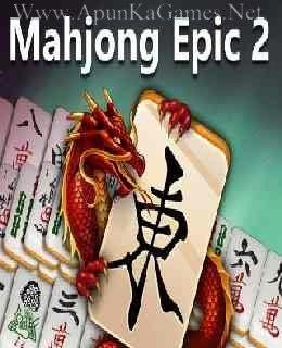 Mahjong Epic 2 PC Game - Free Download Full Version