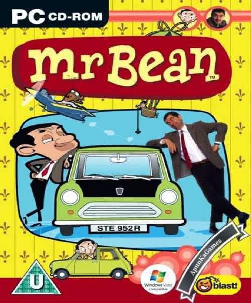 Play Mr Bean Lamborghini Car Game Here - A Jigsaw puzzles ...