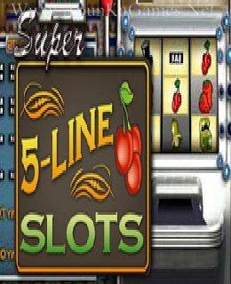 Free 5 line slots games