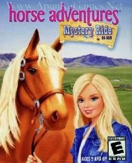 Barbie Horse Adventures: Mystery Ride - DOWNLOAD GAME