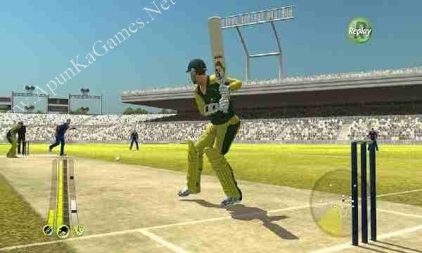 Brian Lara International Cricket 2005 Screenshot 2, Full Version, PC Game, Download Free