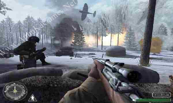 Call of Duty: United Offensive Screenshot 1, Full Version, PC Game, Download Free