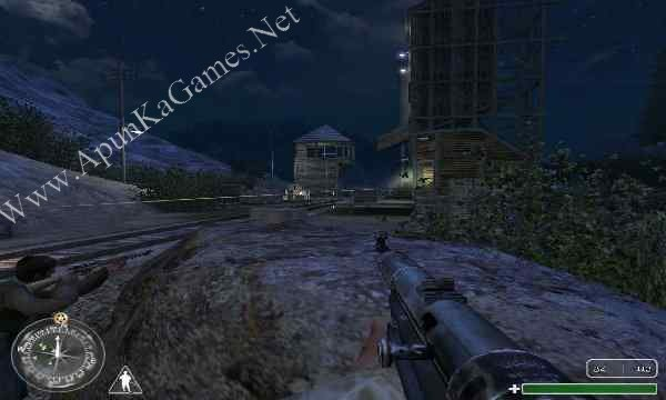 Call of Duty: United Offensive Screenshot 3, Full Version, PC Game, Download Free