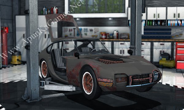 Car Mechanic Simulator 2015 Screenshot 1, Full Version, PC Game, Download Free