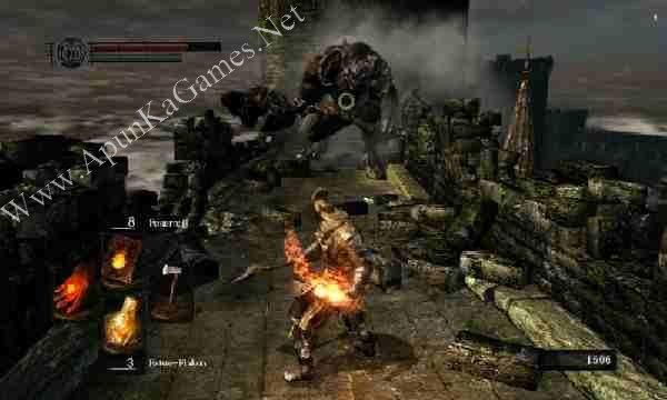 Dark Souls: Prepare to Die Edition Screenshot 1, Full Version, PC Game, Download Free