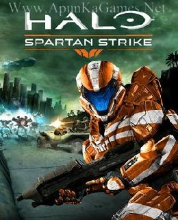 Halo Spartan Strike cover new