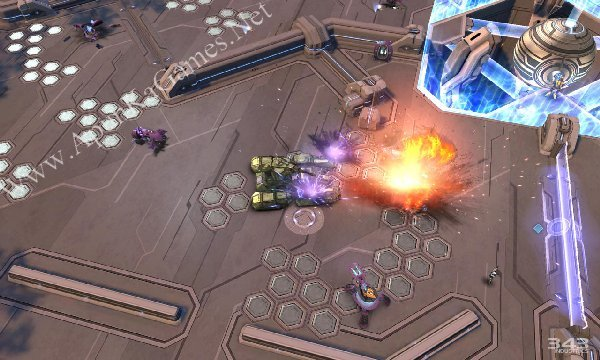 Halo Spartan Strike Screenshot Photos 1