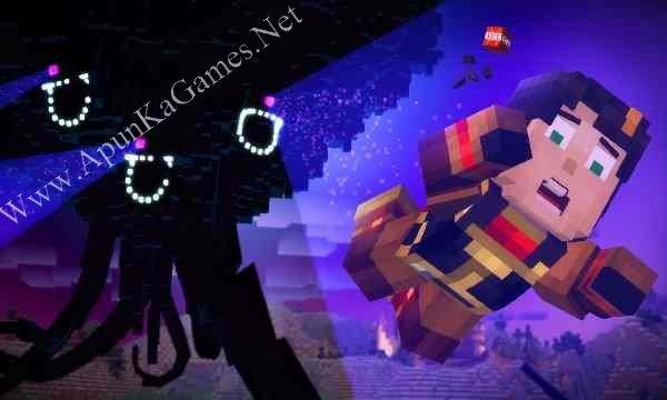 Minecraft: Story Mode Episode 3 Screenshot 2, Full Version, PC Game, Download Free