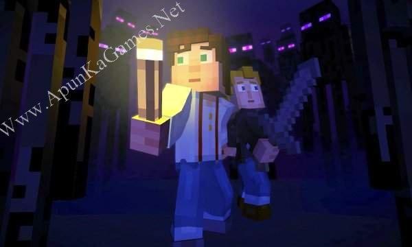Minecraft: Story Mode Episode 3 Screenshot 3, Full Version, PC Game, Download Free