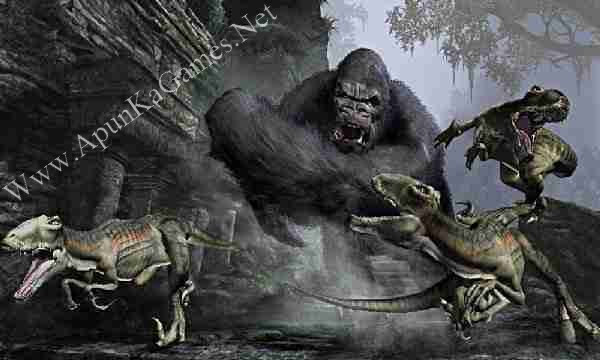 Peter Jackson's King Kong Screenshot 1, Full Version, PC Game, Download Free