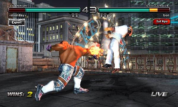 Tekken 5 Pc Game Free Download Full Version