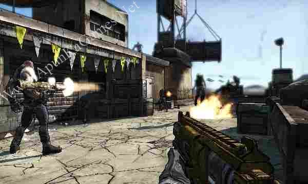 Borderlands Screenshot 1, Full Version, PC Game, Download Free