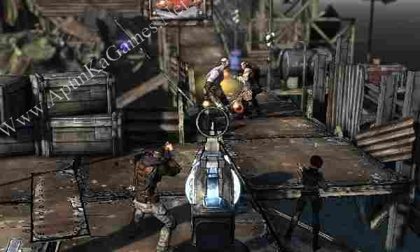 Borderlands Screenshot 3, Full Version, PC Game, Download Free