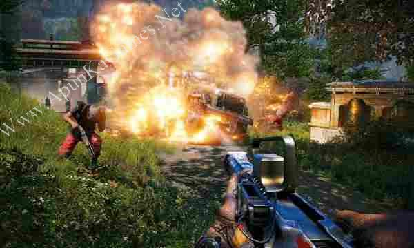 Far Cry 4 PC Game - Free Download Full Version