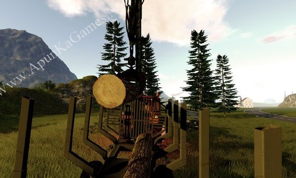 Forestry 2017: The Simulation Screenshot 3, Full Version, PC Game, Download Free