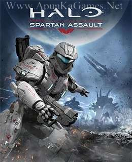 Halo Spartan Assault cover new