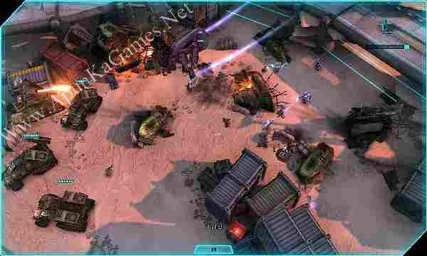 Halo Spartan Assault Screenshot Photos 1