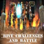 RIVE Challenges and Battle Arenas