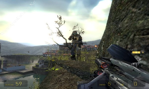 Half Life 2: Lost Coast PC Game - Free Download Full Version