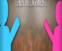 Thin Judgment