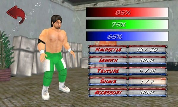 download wrestling revolution 3d free (android)