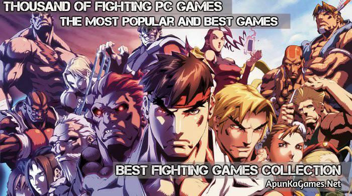 Fighting Games Full Version Free Download
