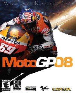 moto gp 08 pc