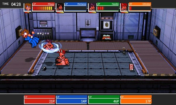 Battle City - Two Player Games