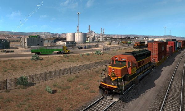 American Truck Simulator - New Mexico on Steam