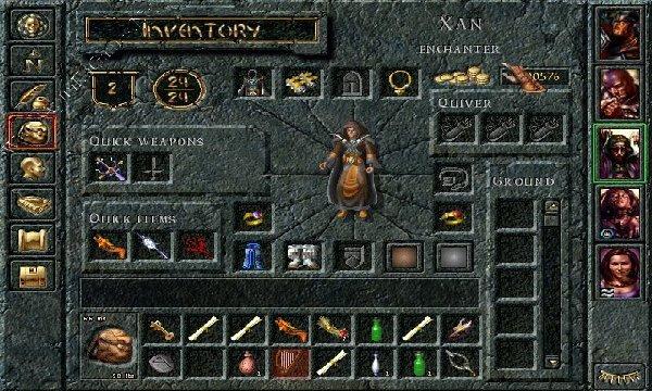 Baldur's Gate Enhanced Edition - Free Download PC Game